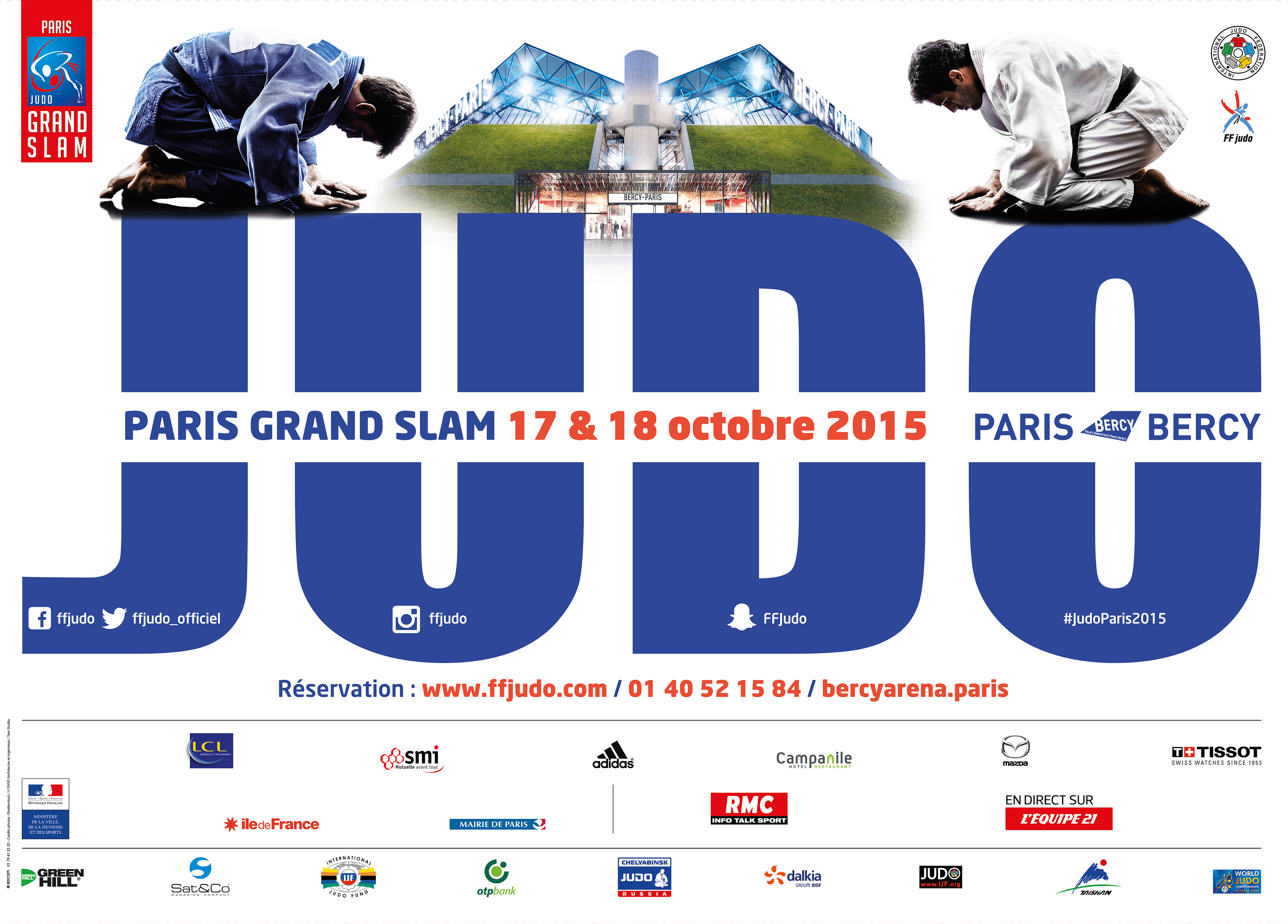 Paris Grand Slam 2015